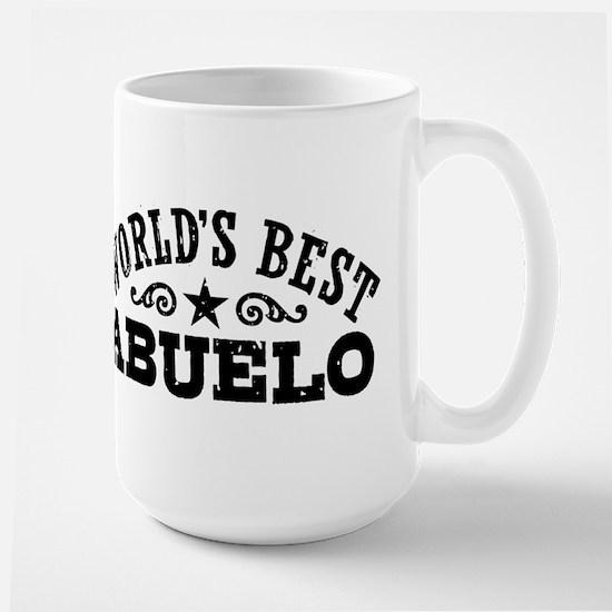 World's Best Abuelo Large Mug