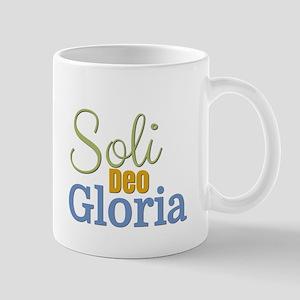Soli Deo Gloria Mugs