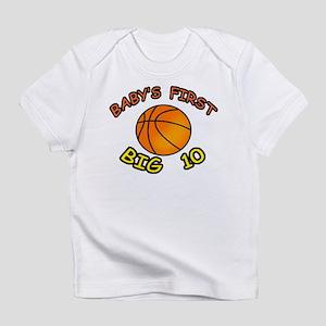 babys first big ten Infant T-Shirt