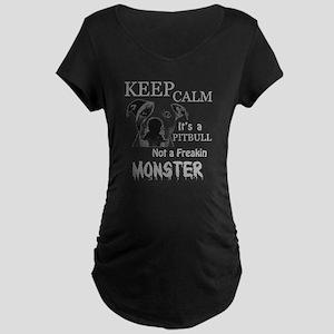 monster Maternity Dark T-Shirt