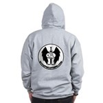 By Faith Clothing Zip Hoodie