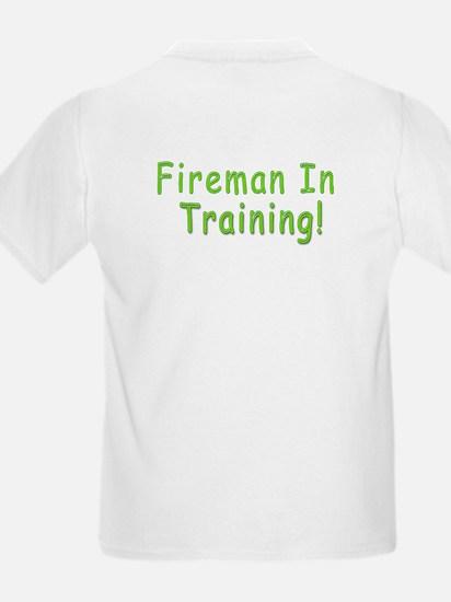 My Daddy is a Fireman - T-Shirt