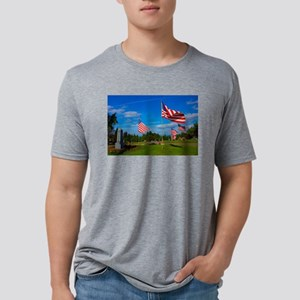 Patriotic Blue T-Shirt