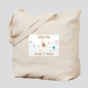 Martin turns 1 today Tote Bag