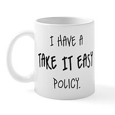 Take it Easy - Mug