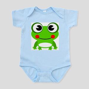 Cute Frog Body Suit