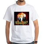 Armageddon White T-Shirt