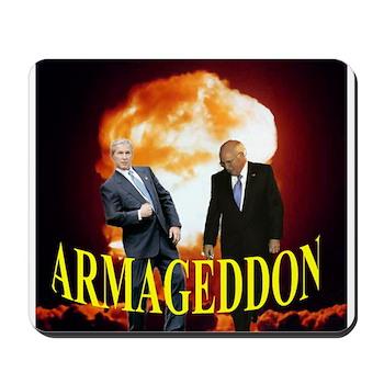 Armageddon Mousepad