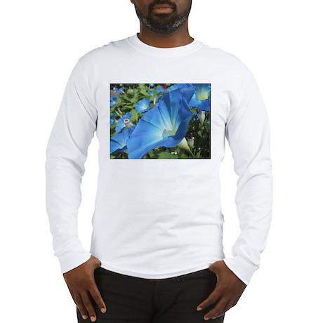 Blue Glory Long Sleeve T-Shirt