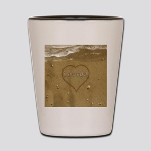 Lauryn Beach Love Shot Glass
