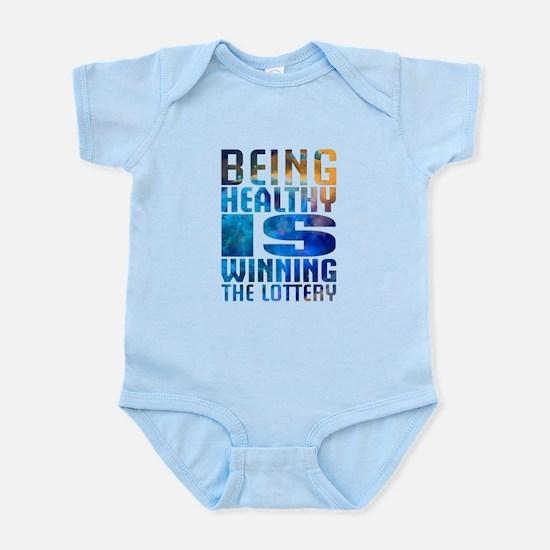 BeingHealthy Infant Bodysuit