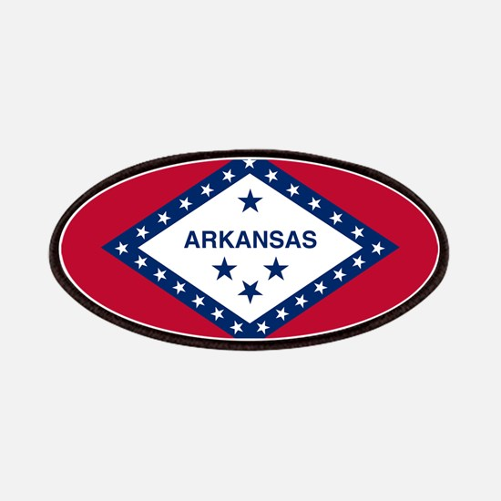 State Flag of Arkansas Patch