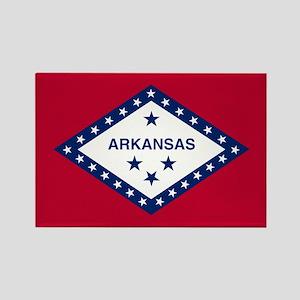 State Flag of Arkansas Magnets