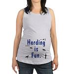 Herding Is Fun Tank Top