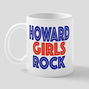Howard Girls Rock Mugs