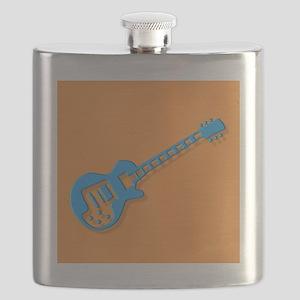 Air Guitar Flask