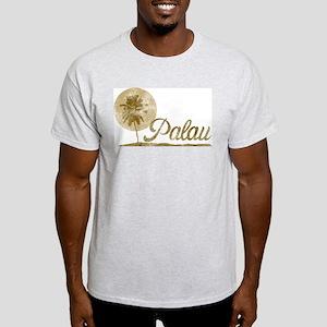 Palm Tree Palau Light T-Shirt