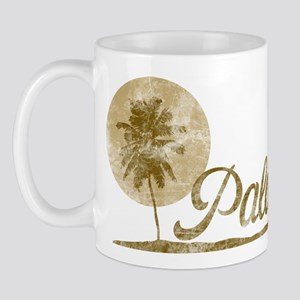 Palm Tree Palau Mug