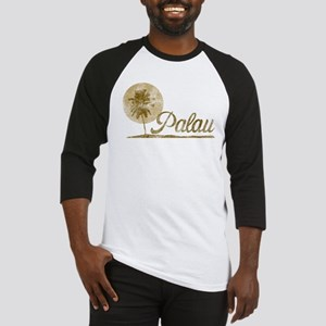Palm Tree Palau Baseball Jersey