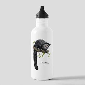 Aye-Aye Stainless Water Bottle 1.0L