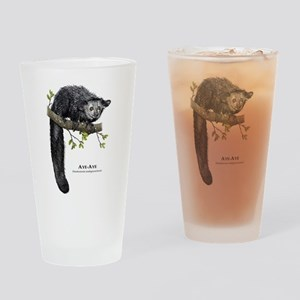 Aye-Aye Drinking Glass