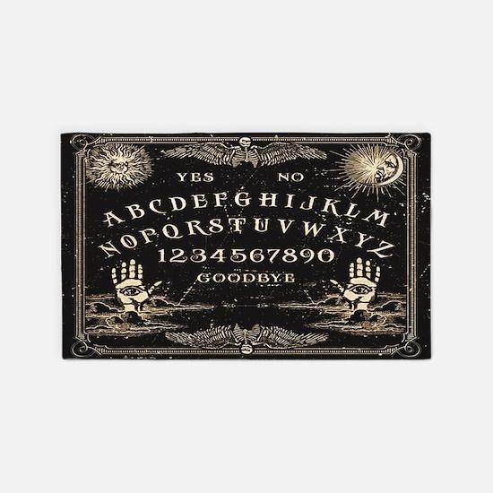 Vintage Ouija Talking Board 3' X 5' Area R