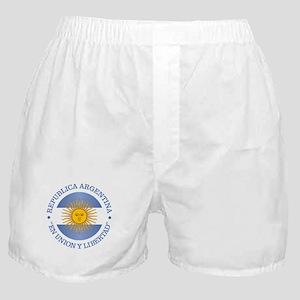 Argentine Republic Boxer Shorts
