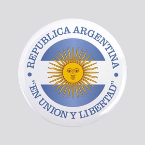 Argentine Republic Button