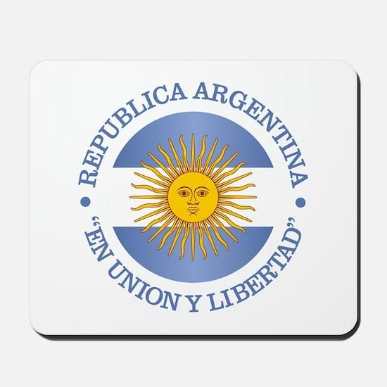 Argentine Republic Mousepad
