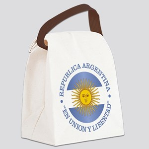 Argentine Republic Canvas Lunch Bag