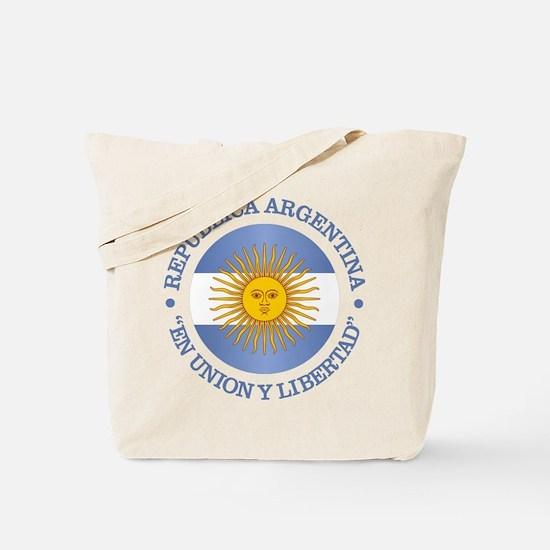 Argentine Republic Tote Bag