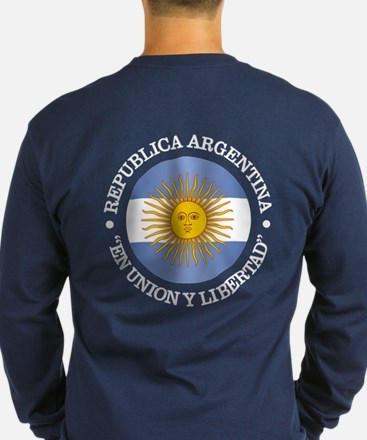 Argentine Republic Long Sleeve T-Shirt