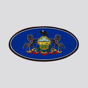 State Flag of Pennsylvania Patch