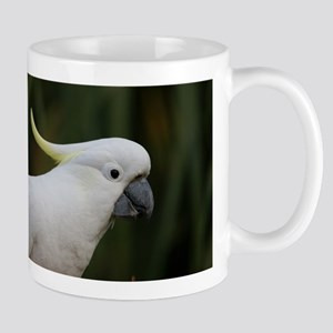 Cute White Cockatoo Mugs