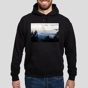 Smoky Mountain Sunrise Hoodie (dark)