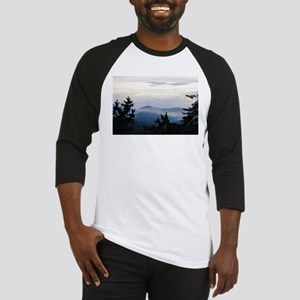 Smoky Mountain Sunrise Baseball Jersey