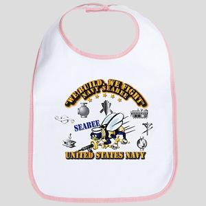Navy - Seabee - Rates Bib