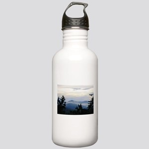 Smoky Mountain Sunrise Stainless Water Bottle 1.0L