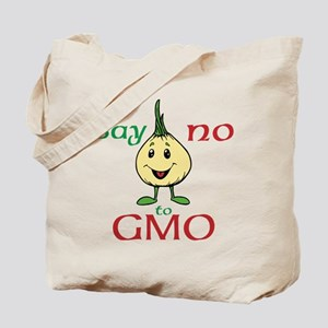 No To GMO Tote Bag