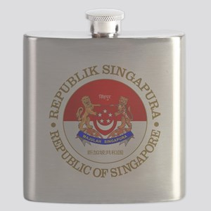 Singapore COA Flask