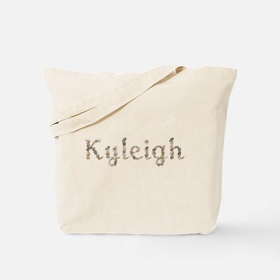 Kyleigh Seashells Tote Bag
