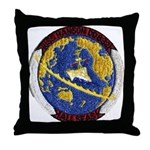 USS HANSON Throw Pillow