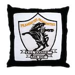 USS HANSON Throw Pillow