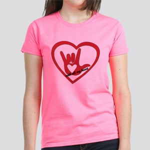 ILY with all my heart T-Shirt