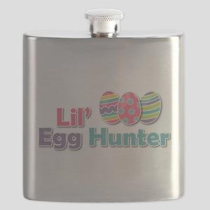 Lil' Egg Hunter Flask