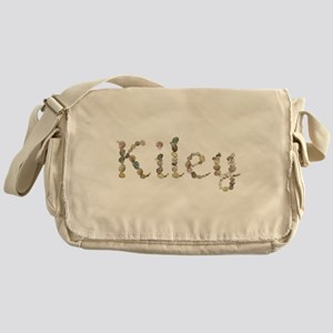 Kiley Seashells Messenger Bag