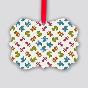 BABY BUDDIES Picture Ornament