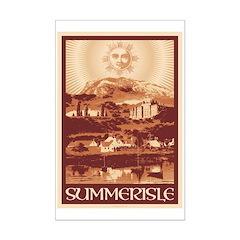 Summerisle Poster Print (Mini) Print