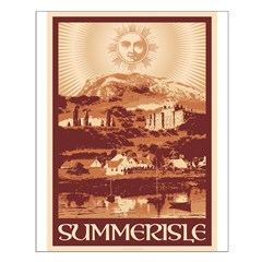 Summerisle Poster Design