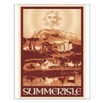 Summerisle Small Poster